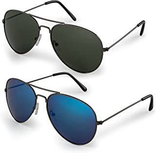 Best plastic frame aviator sunglasses Reviews