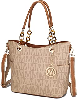 MKF Collection by Mia K. Farrow Milan Fancy Melissa M Signature Tote