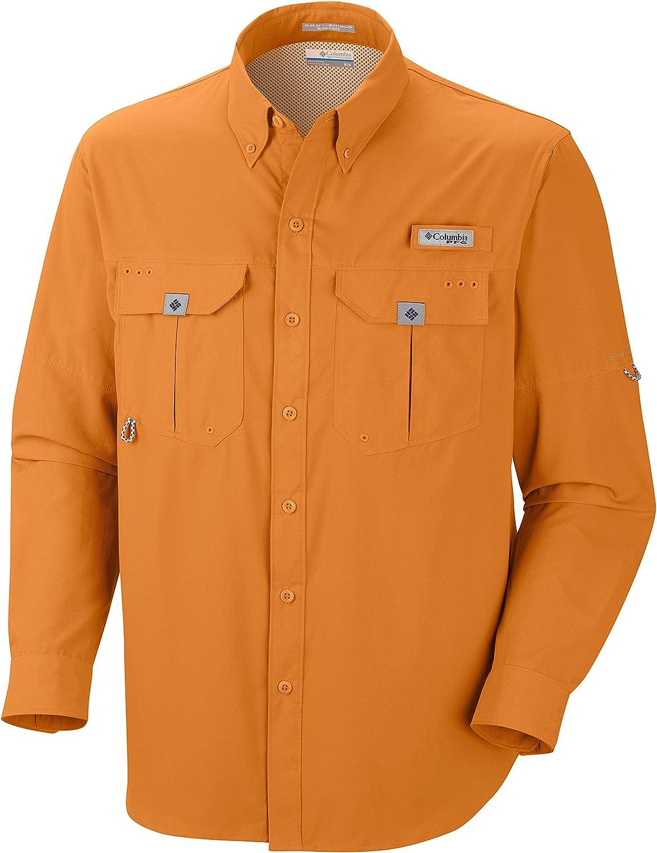 Columbia Sportswear Men's Blood and New item Guts Sh Long Mesa Mall II Sleeve Woven