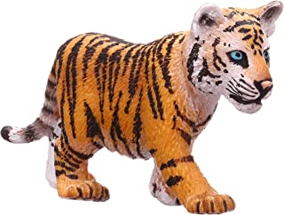Schleich SC14730 Tiger Cub Figurine, Yellow