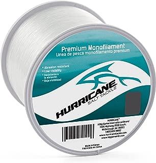 Hurricane Premium Saltwater Monofilament Line