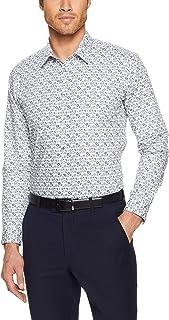 Calvin Klein Men Extreme Slim Print Shirt