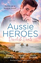 Aussie Heroes: Devilish Deals/The Australian's Marriage Demand/Sex, Lies & Her Impossible Boss/Marrying the Enemy (Wedlock...