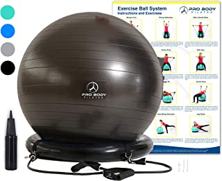 Best isokinetics adjustable fitness ball chair Reviews