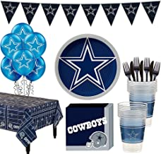 Best dallas cowboys party decorations Reviews