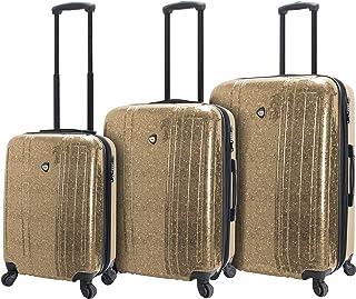 Mia Toro Italy Gita Hardside Spinner Luggage 3pc Set