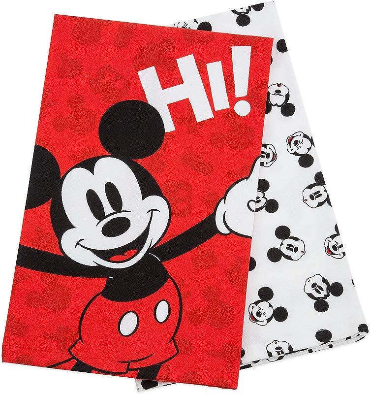 Disney Mickey Mouse Kitchen Towel Set Disney Eats