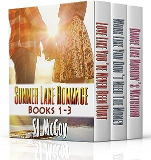 Summer Lake Romance Boxed Set (Books 1-3) (Summer Lake Romance Boxset series Book 1)