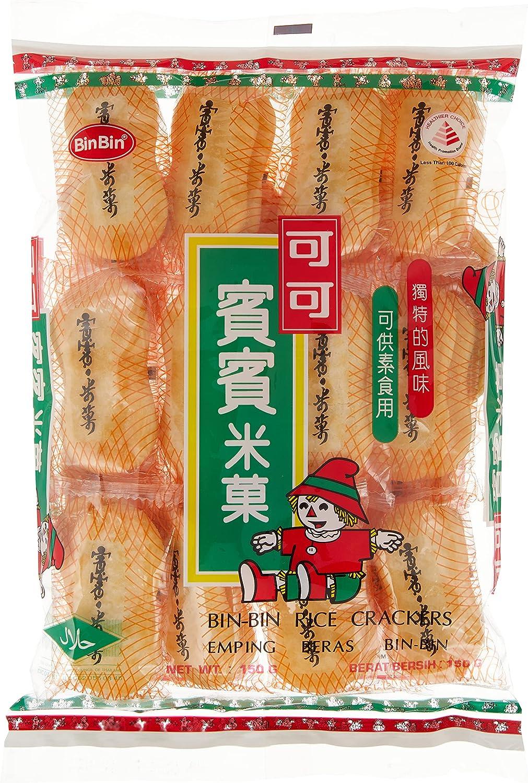 bin Complete Free Shipping rice Finally resale start crackers original 5.2oz flavor -