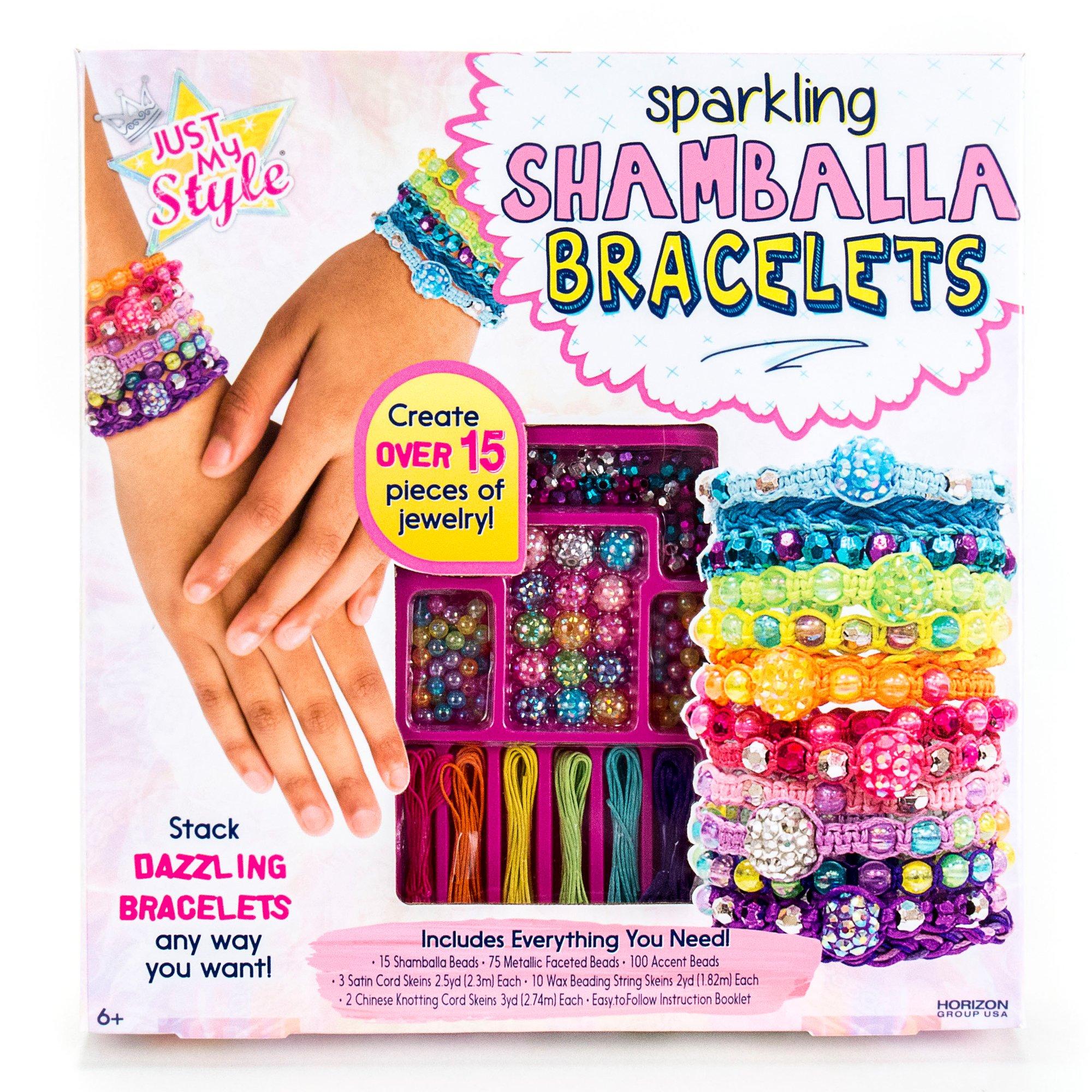 Just My Style Shamballa Bracelets