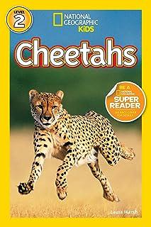 National Geographic Kids Readers: Cheetahs
