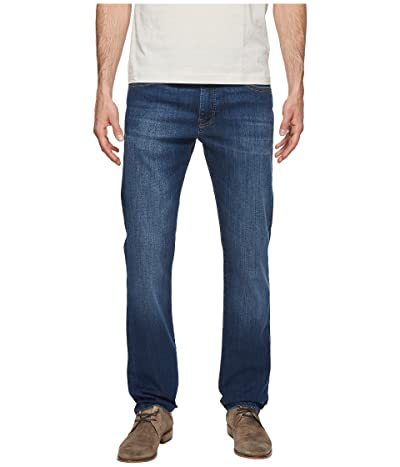 34 Heritage Courage Straight Leg in Mid Vintage (Mid Wash) Men