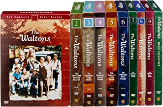 The Waltons: The Movie Collection - Season 1-9