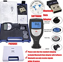 HFBTE WA-60A Integrative Water Activity Meter Monitor with Bluetooth Data Adapter and Software of Food Fruit Vegetables Tester