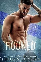 Hooked: A grumpy hero hockey romance (Minnesota Caribou: Young Guns Book 3) Kindle Edition