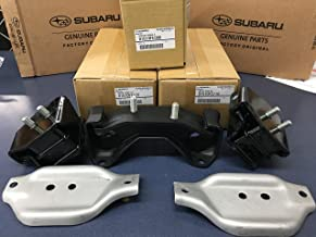 Subaru STI Group N Motor mount kit & 6 speed Transmission Mount 2004 - 2015 Set