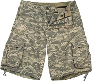 Vintage ACU Digital Infantry Shorts