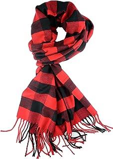 Best buffalo plaid scarves Reviews