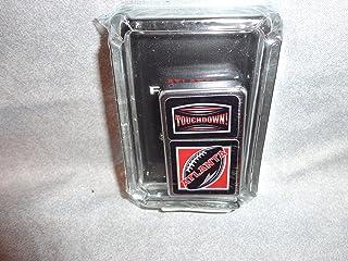 Atlanta Classic Logo Falcons Oil Lighter and Ashtray Gift Set