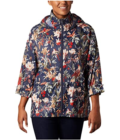 Columbia Poe Creektm Jacket (Nocturnal/Birds N Branches) Women