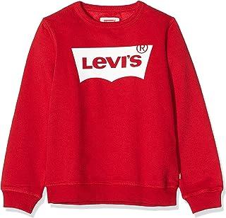 Levi's kids Lvb Batwing Crewneck Sudadera para Niños