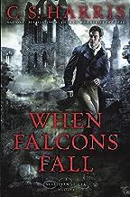 When Falcons Fall (Sebastian St. Cyr Mystery Book 11)