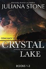 A Crystal Lake Novel Boxed Set 1-3 Kindle Edition
