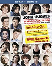 John Hughes Yearbook Collection (Bilingual) [Blu-ray + Digital Copy]