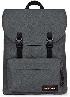 London+ Mochila, 45 cm, 21 L, Gris (Black Denim)