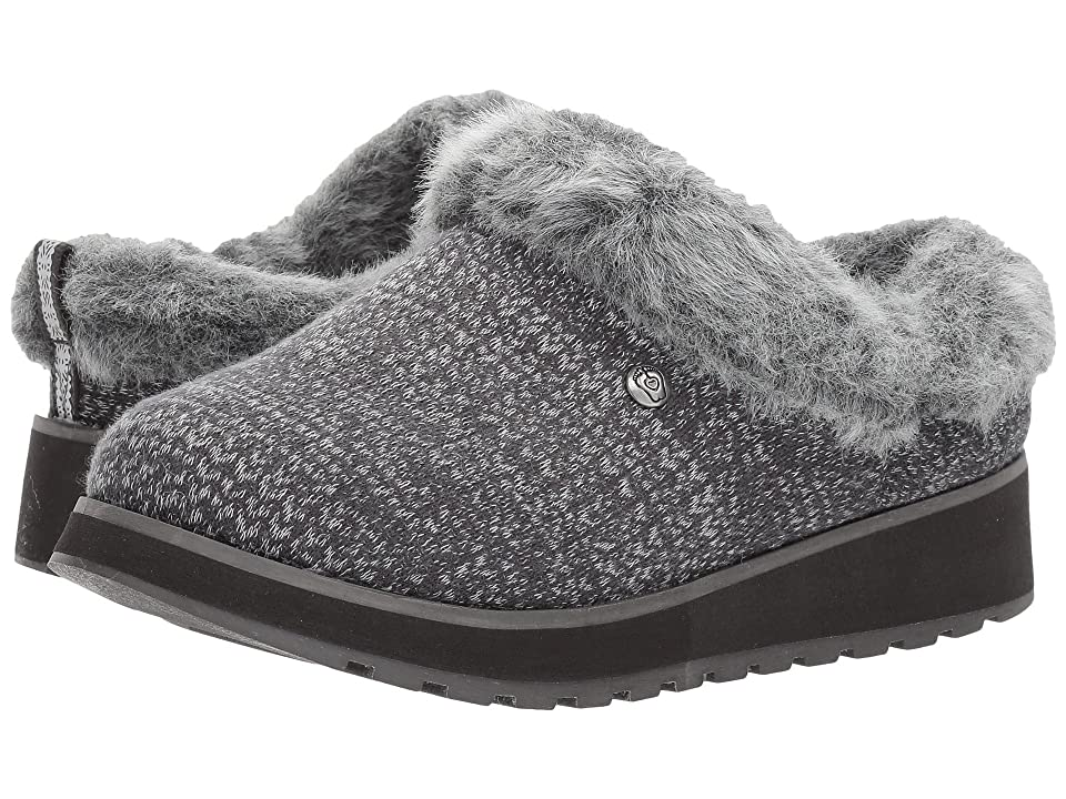 BOBS from SKECHERS Keepsakes High (Charcoal) Women