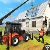 juegos de construcción de constructores de casas móviles 2018