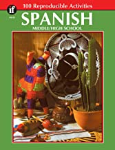 Spanish, Grades 6 - 12 (The 100+ Series™)
