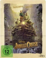Jungle Cruise (Steelbook 2D BD) [Blu-ray]