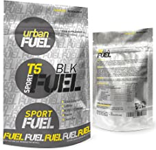 Urban Fuel T5 BLK Fat Burners Very Strong Black Edition Unisex Slimming Pills Diet Weight Loss Supplement – 90 Capsules Estimated Price : £ 13,95