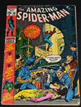 Amazing Spider-man #96 Silver Age Marvel Comic Book Drug Issue (AMAZING SPIDER-MAN, 1ST)