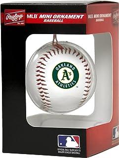 One Size FOCO MLB San Francisco Giants Unisex Mini Tiki ORNAMENTMINI Tiki Ornament Team Color