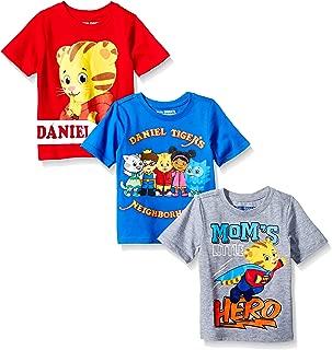 Boys' Toddler Daniel 3 Pack Tee Shirts