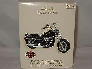 HARLEY DAVIDSON MOTORCYCLE #9 2007 HALLMARK KEEPSAKE ORNAMENT QX2349 by Hallmark