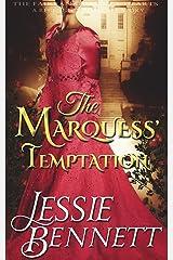 The Marquess' Temptation (The Fairbanks - Love & Hearts) (A Regency Romance Story) Kindle Edition