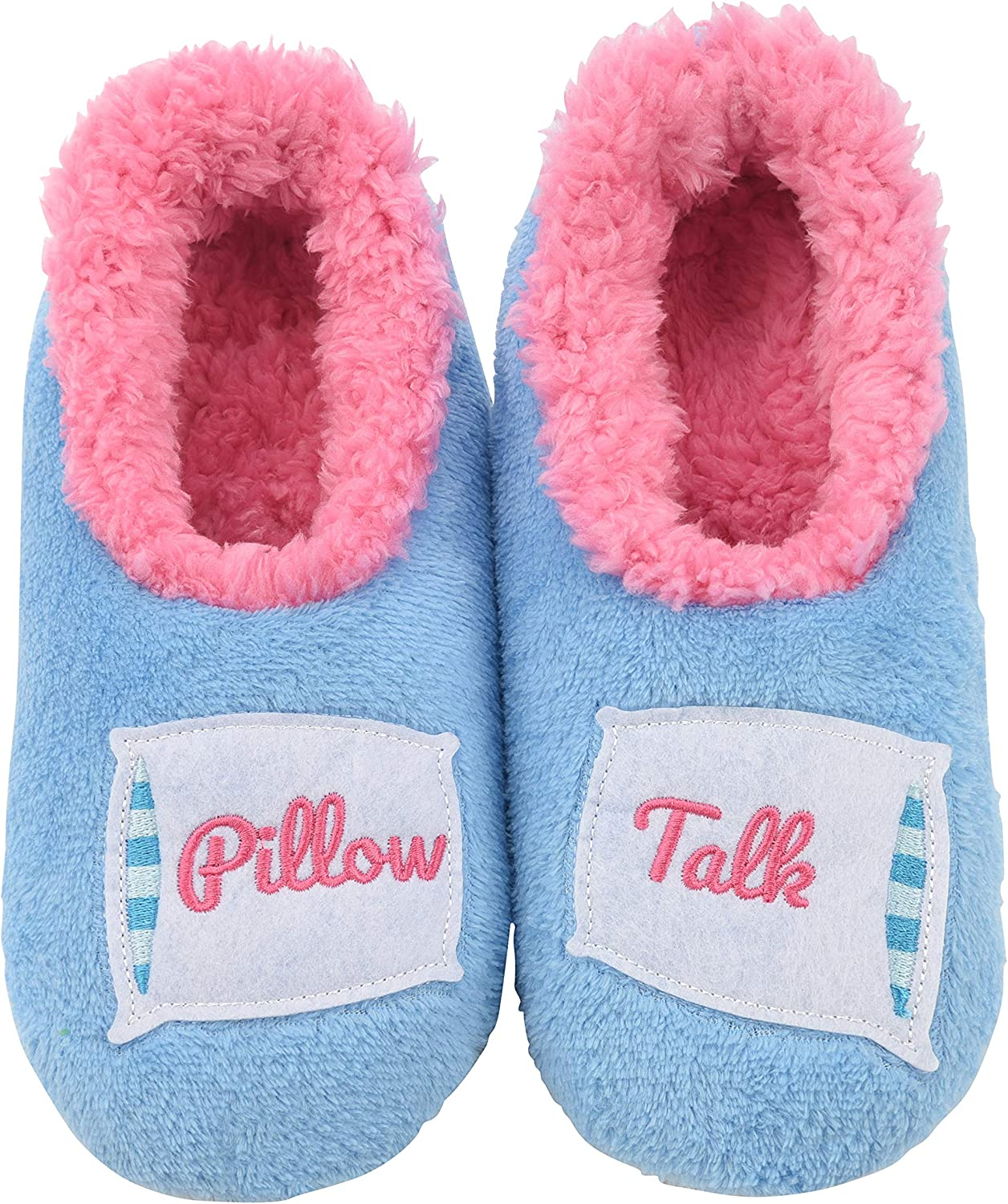 Snoozies Pairables Womens Slippers - House Slippers - Pillow Talk