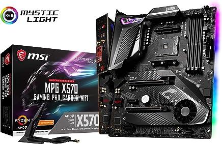 MSI MPG X570 GAMING PRO CARBON WI-FI ATX マザーボード [AMD X570チップセット搭載] MB4780