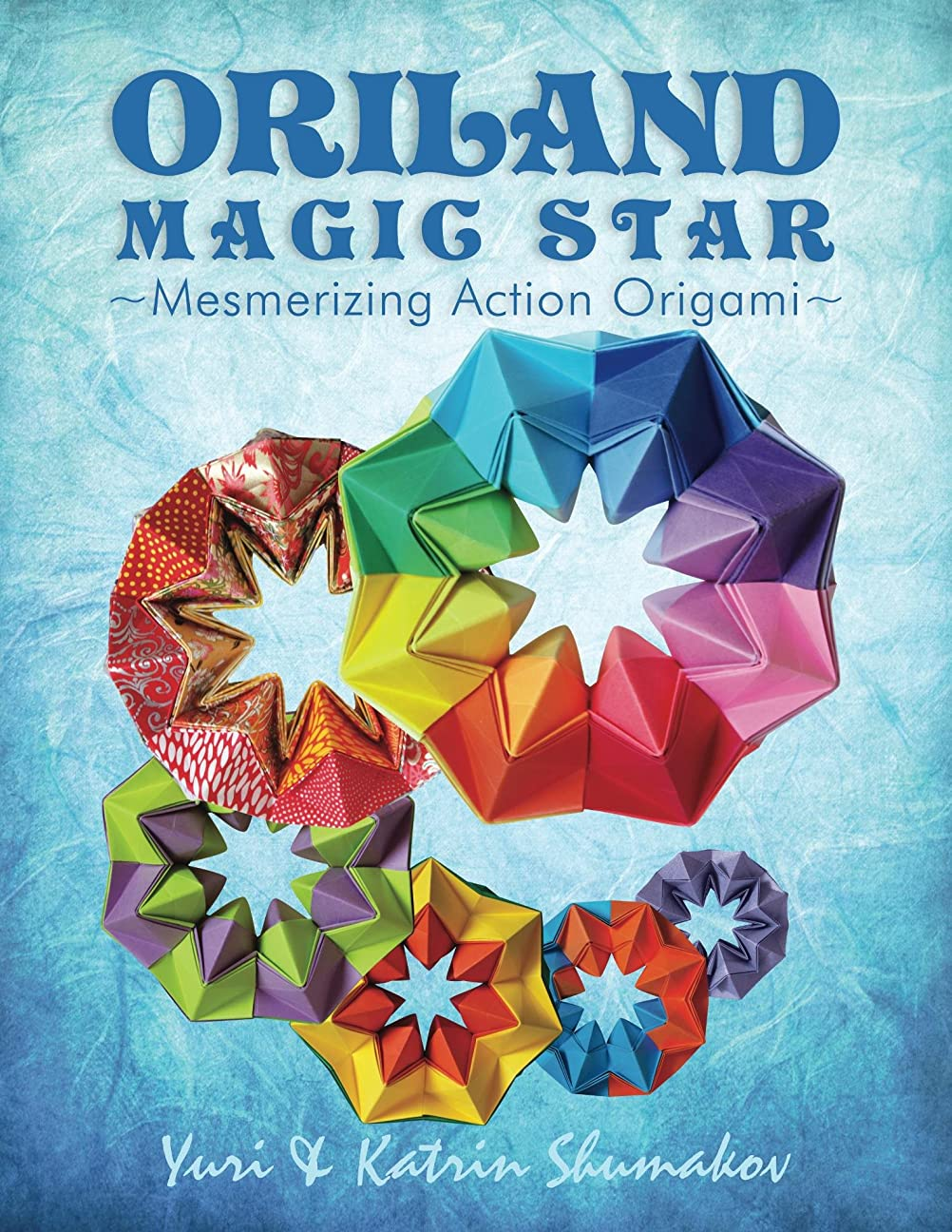 しっかりアフリカ人欺くOriland Magic Star: Mesmerizing Action Origami (English Edition)