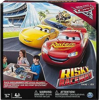 ألعاب سبين ماستر - سيارات 3 - محفوف بالمخاطر - لعبة الطاولة
