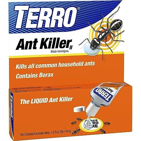 TERRO Liquid Ant Killer ll T200, 2 oz