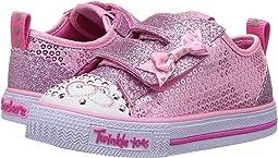 SKECHERS KIDS - Twinkle Toes - Shuffles Itsy Bitsy 10764N Lights (Toddler/Little Kid)