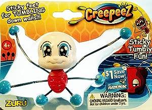 Creepeez Red Racer Sticky Feet