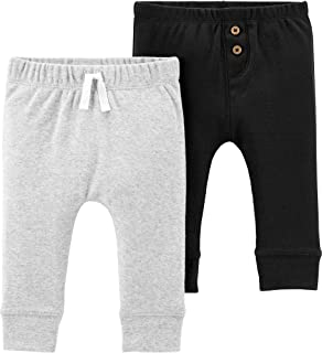 Carter's Baby Boys 2-Pack Pull-On Pants