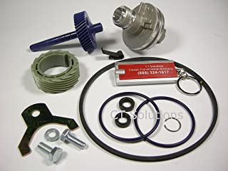 Order Only From Seller CT SOLUTIONS to Assure Correct and Quality Product Ten Pack CT Solutions CT350-10//18 TH350 Complete SPEEDO SETUP KIT w// Sleeve Housing Seals Retainers 10 /& 18 Tooth Speedometer Gears