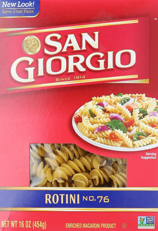 San Giorgio Rotini oz Pasta Shipping included 16 Super beauty product restock quality top