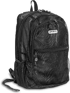 victoria secret mesh backpack